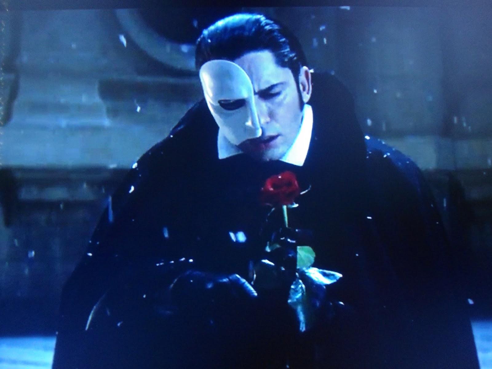 Fantasma da Ópera - Erik - passarpelasbarreiras