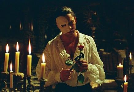 Fantasma da Opera - essencia - amor - passarpelasbarreiras